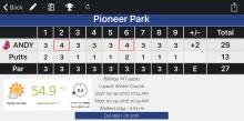Billings MT, Disc Golf, Pioneer Park, Disc Golf Journal